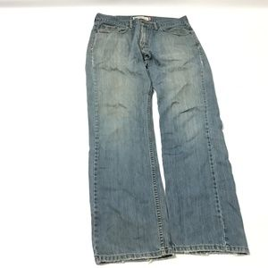 Levi's 559 Men's Jeans Cotton Relaxed Straight